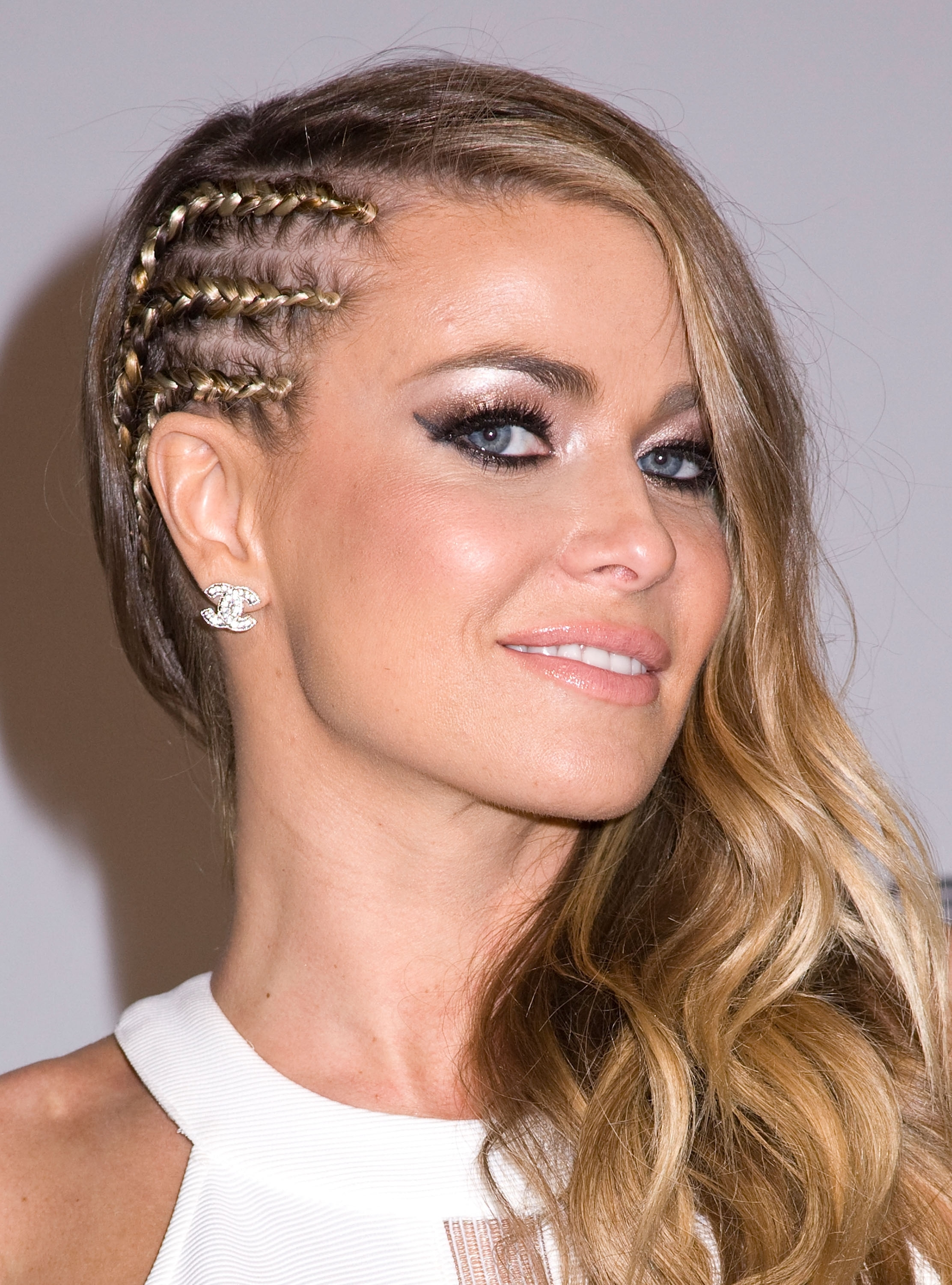 Enchanting Half Head Braided Hairstyles With Additional Stunning With Most Recently Released Braided Hairstyles On Top Of Head (View 5 of 15)