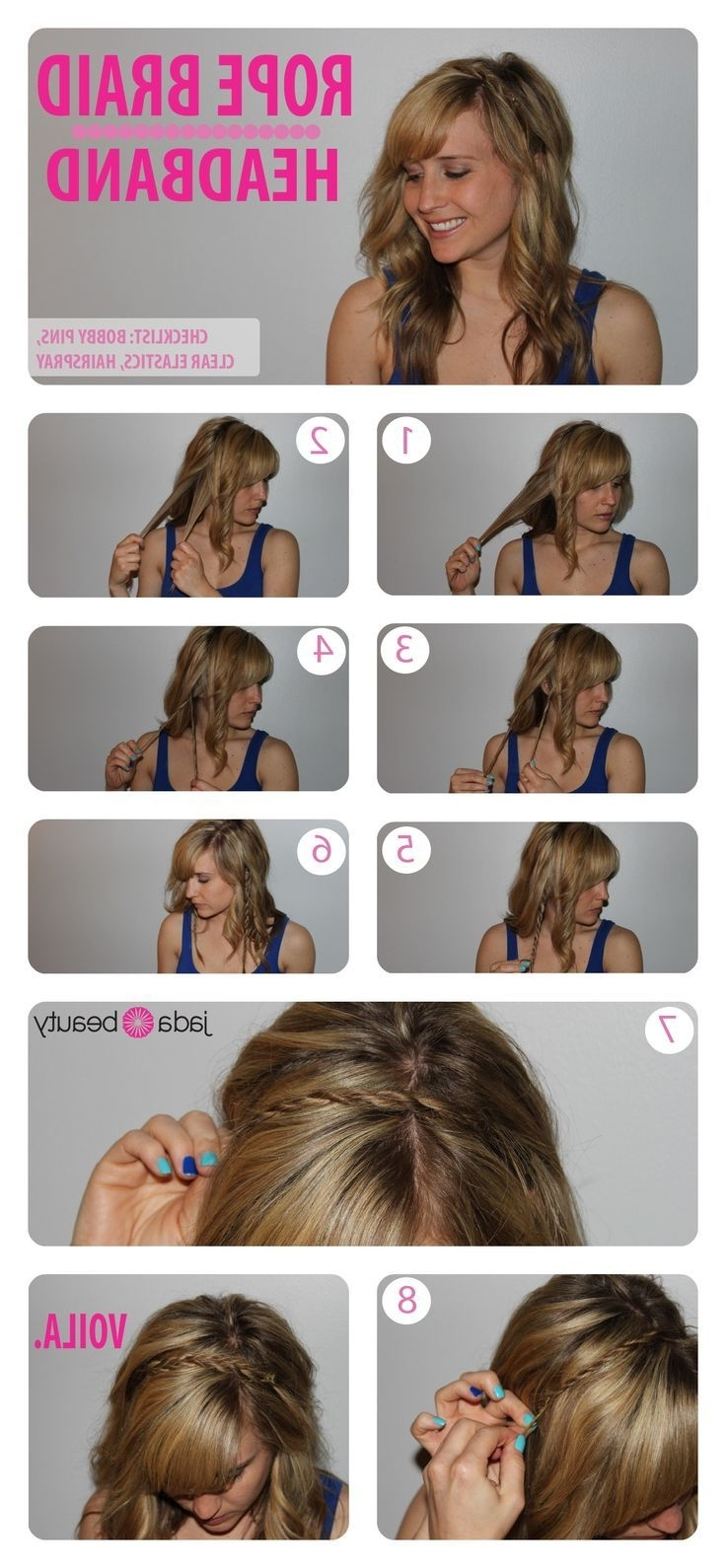 Everyday Hairstyles Medium (View 8 of 15)
