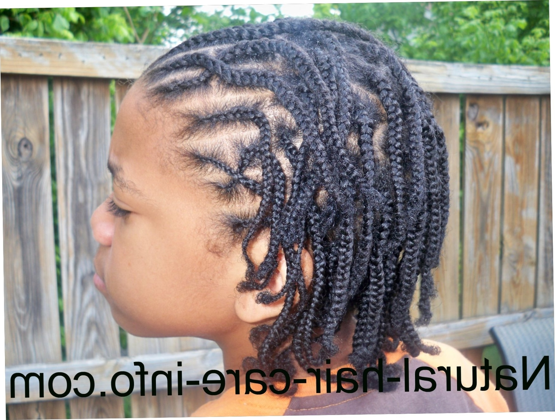 Famous Braided Hairstyles For Black Males Within Min Hairstyles For Braided Hairstyles For Black Man Black Mens (View 6 of 15)