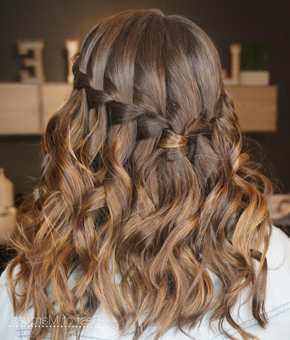 Famous Braided Hairstyles For Medium Hair Inside 28 Cute Hairstyles For Medium Length Hair (popular For 2018) (View 11 of 15)