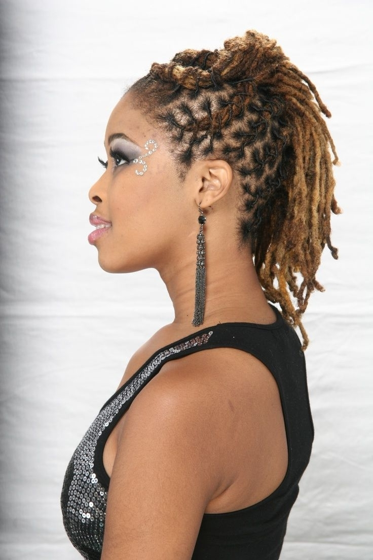Famous Dreadlocks Hairstyles For Women Inside Bob Marley, Beckham And Their Dreadlock Hairstyles : Simple (View 13 of 15)