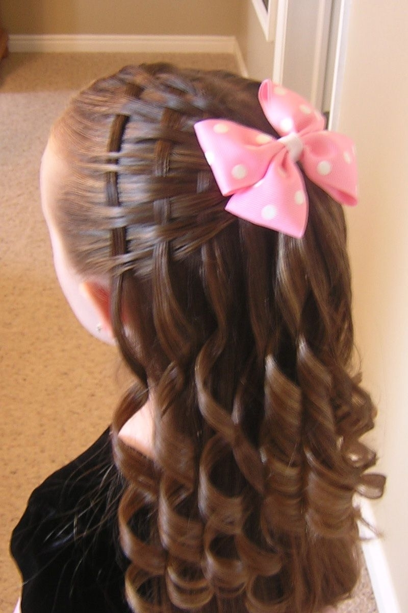 Famous Easter Braid Hairstyles Within 8 Cute Easter Hairstyles For Kids – Easy Hair Ideas For Girls This (View 5 of 15)