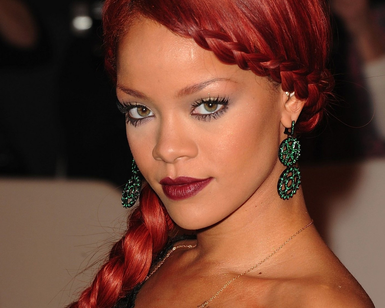 Famous Red Carpet Braided Hairstyles With Regard To Braids And Braided Updos To Rock A Party (View 6 of 15)