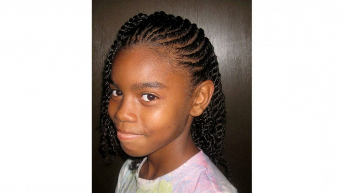 Fashionable Braided Hairstyles For Natural Hair Pertaining To Black Braid Hairstyles Natural Hair Pertaining To Black Natural (View 2 of 15)