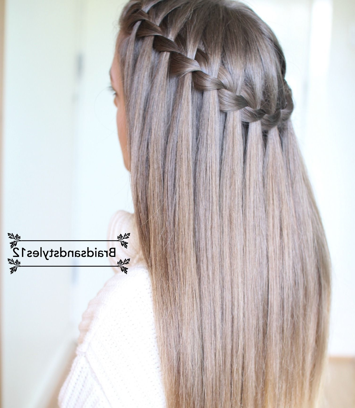Fashionable Braided Hairstyles For Straight Hair Intended For Stunning Braided Hairstyles For Short Straight Hair Ideas Styles (View 9 of 15)