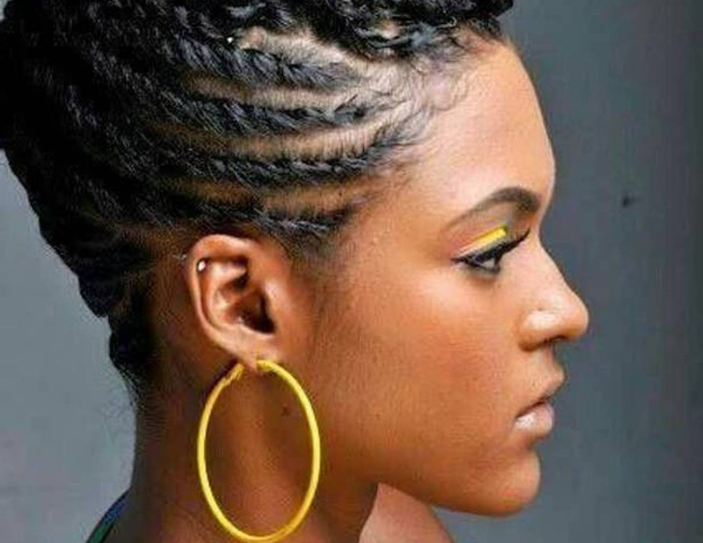 Fashionable Braided Hairstyles For Swimming Inside Mens Classic Haircuts And African American Men Hairstyle Ideas (View 9 of 15)