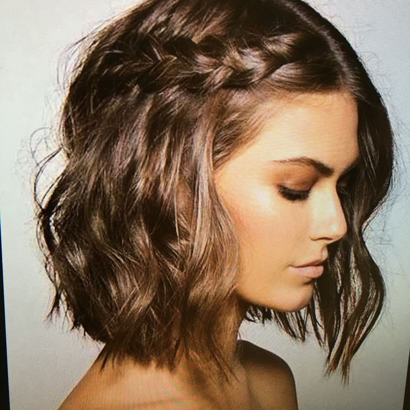 Fashionable Braided Lob Hairstyles Inside How To Style A Bob Or Long Bob Lob (View 10 of 15)