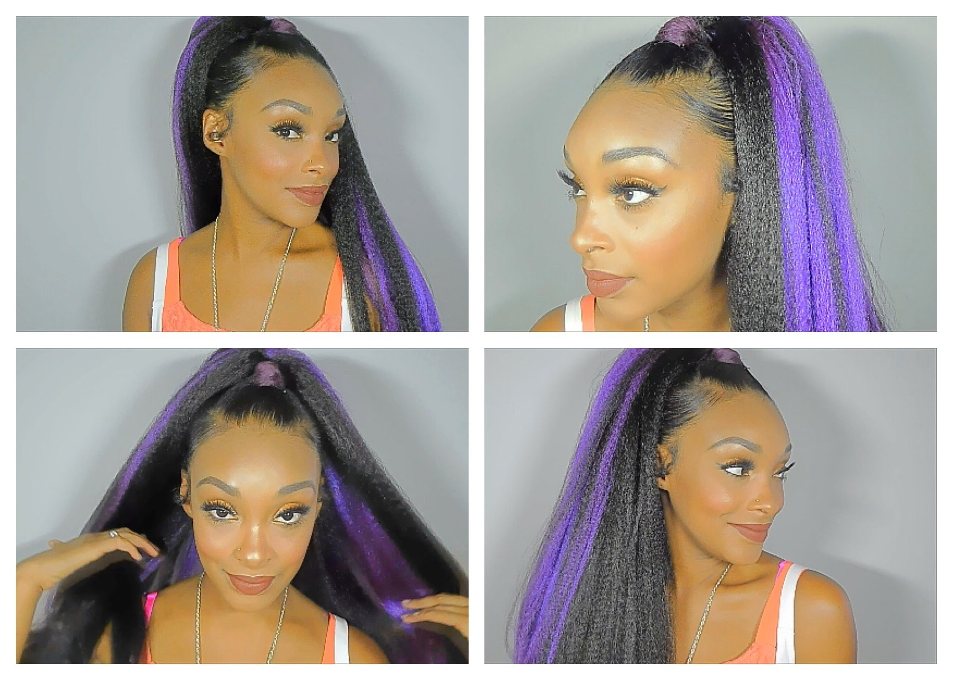 Featured Photo of Braided Hairstyles In A Ponytail