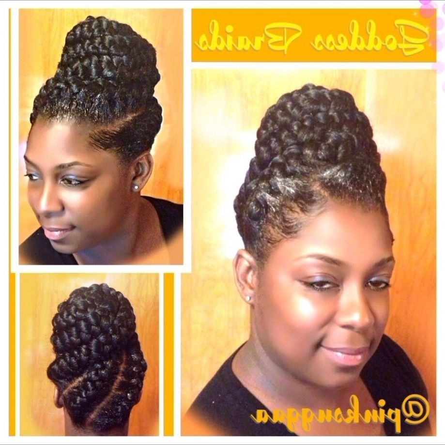Favorite Braid Pin Up Hairstyles Misparadas Within Pin Up Braids Pertaining To Latest Pinned Up Braided Hairstyles (View 15 of 15)