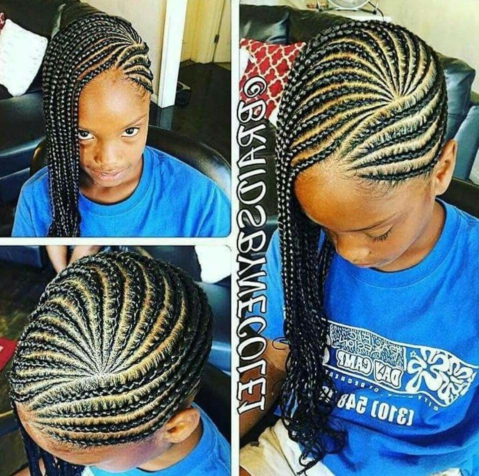 Favorite Braided Hairstyles For Kids Regarding Princess Crown Braid: One Of The Best Updated Version For Teenage (View 10 of 15)