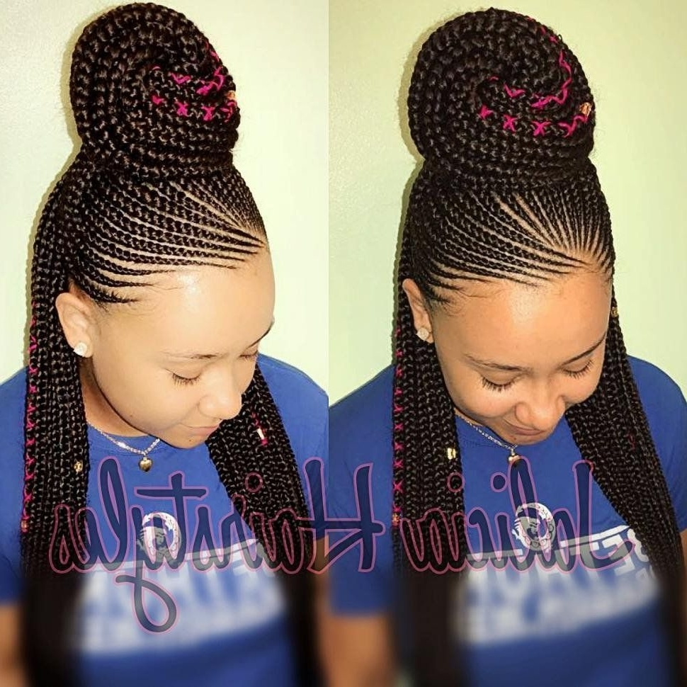 Favorite Braided Hairstyles For Older Ladies With Regard To Gone Are The Days When Cornrow Hairstyles Were Rockedolder Women (View 6 of 15)