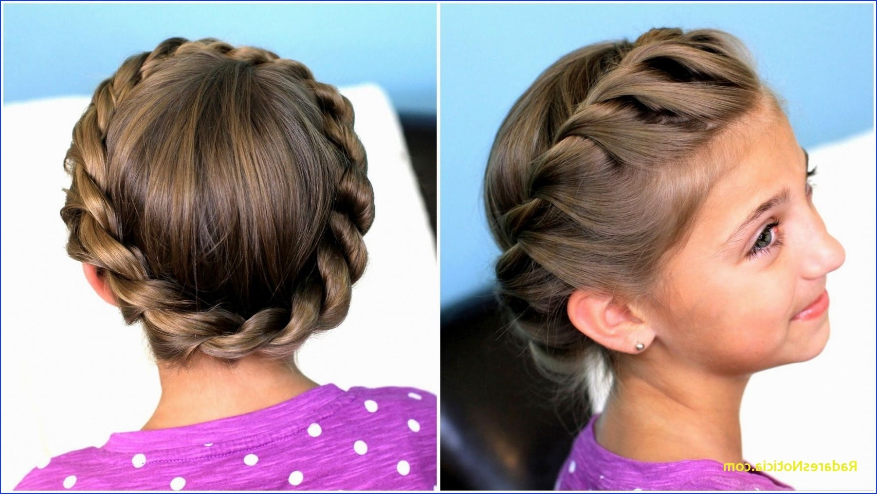 Favorite Cute Braided Hairstyles For Cute Braided Hairstyles Cute Braided Hairstyles To Inspire You How (View 6 of 15)