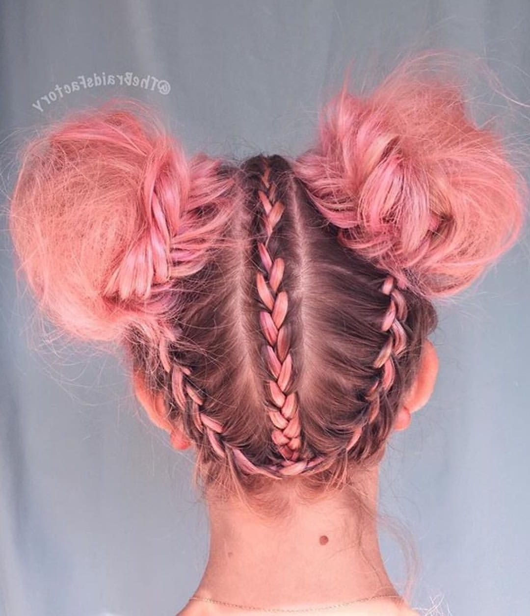 Festival For Widely Used Braid Rave Hairstyles (View 6 of 15)