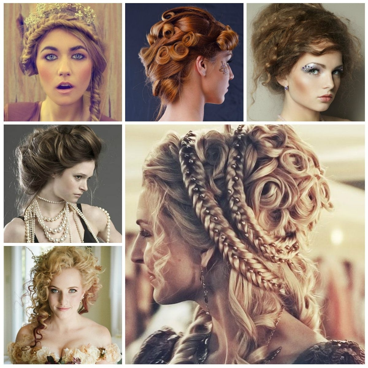 Formal Victorian Hairstyles For 2016 – Fashion Euro (View 10 of 15)