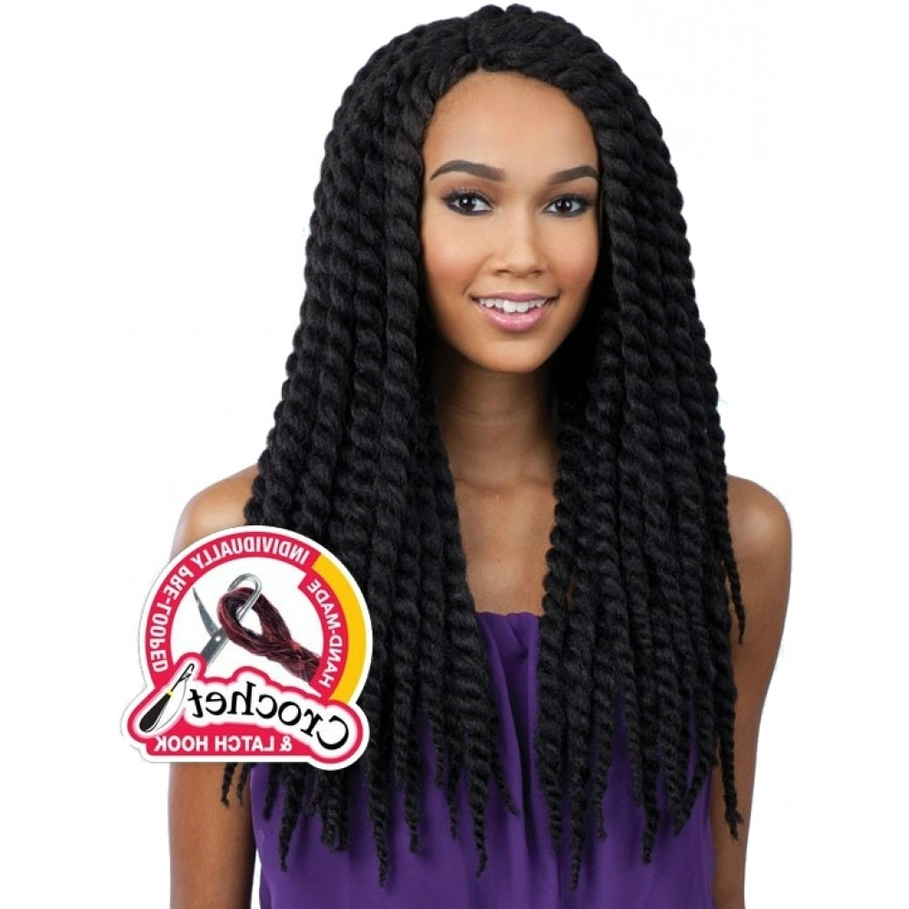 Freetress Braids – Jamaican Jumbo Twist (View 7 of 15)