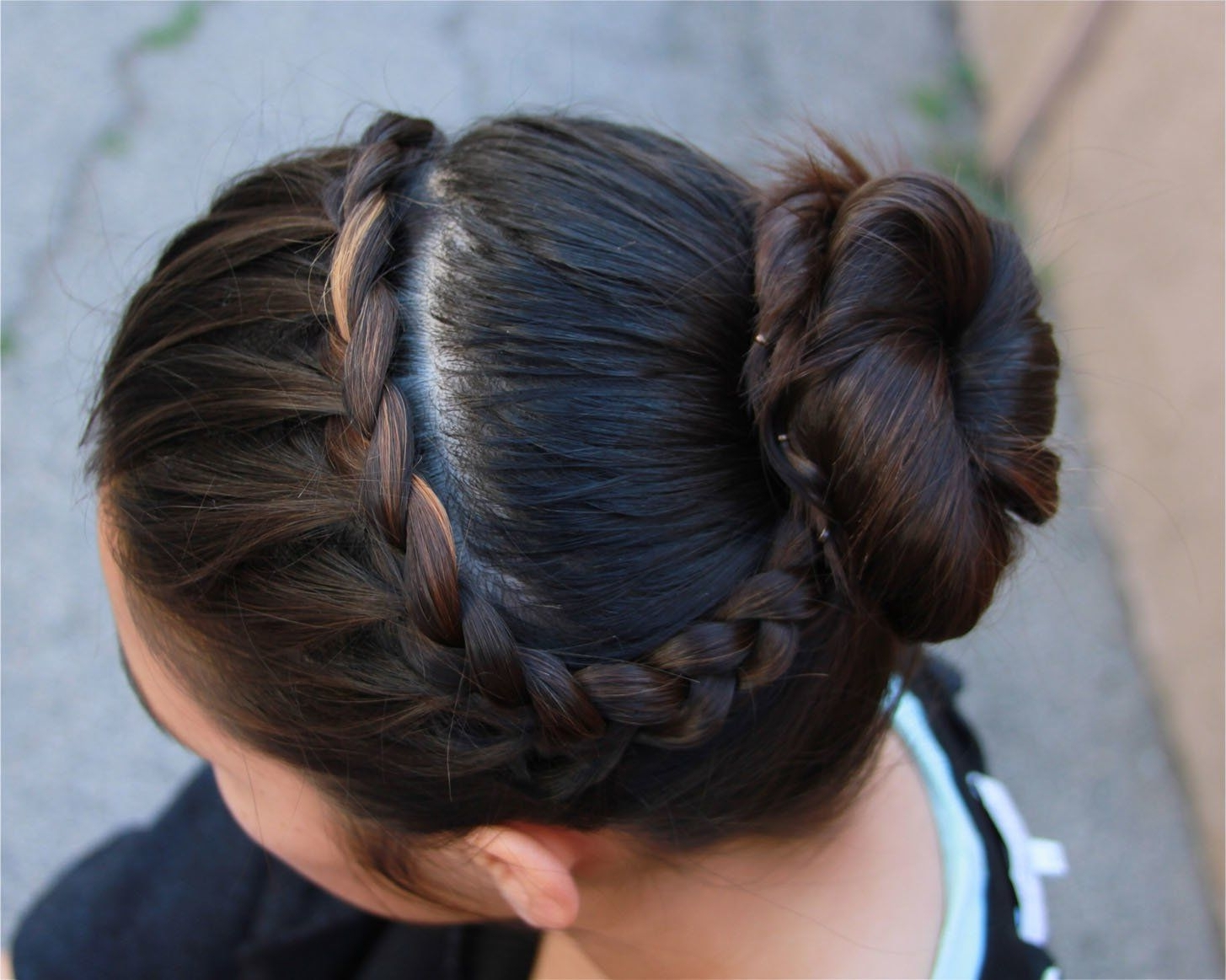 French Braid, Braid Hair And Braid Intended For Widely Used Braided Hairstyles For Dance (View 6 of 15)