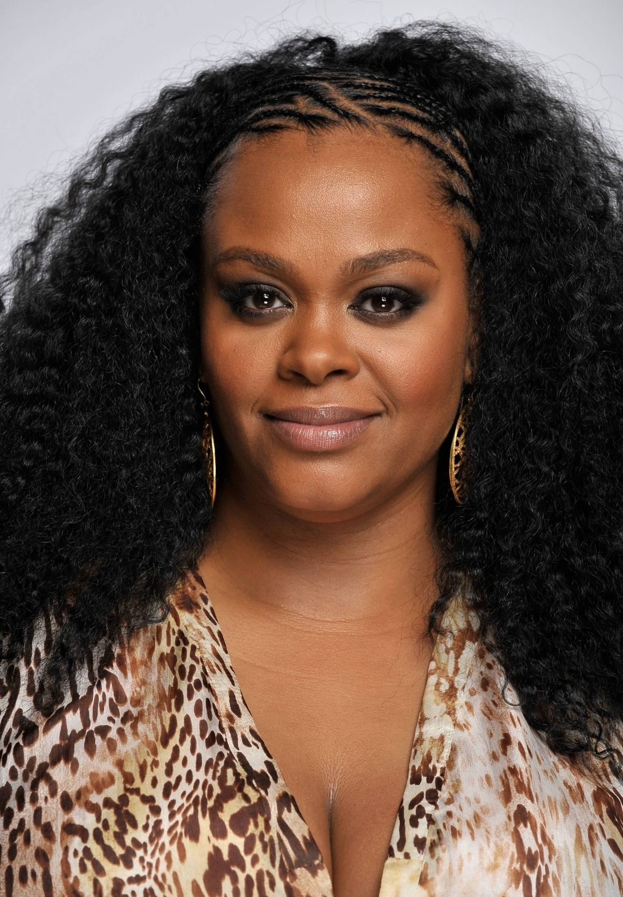 French Braids Hairstyles For African American African American Within Most Recent African American Braided Hairstyles (View 13 of 15)