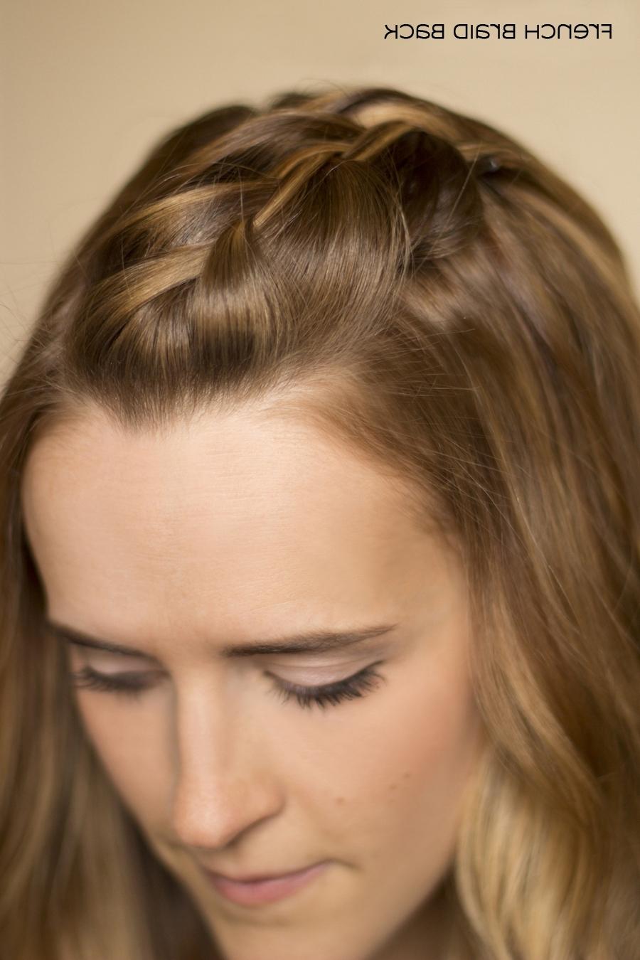 Hair: Bangs & Braids In Newest Braided Hairstyles With Bangs (View 10 of 15)