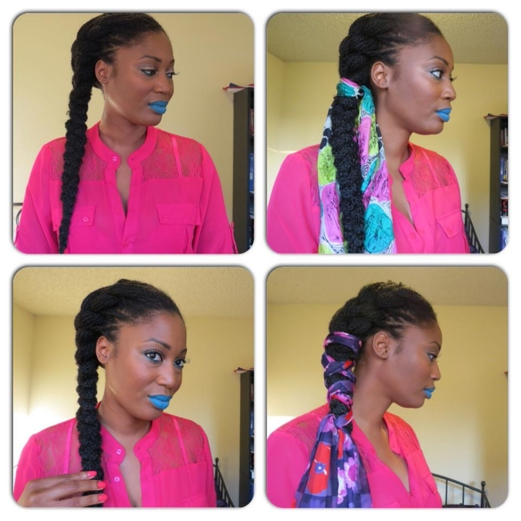 Hair Pertaining To Trendy Braided Hairstyles With Fake Hair (View 11 of 15)
