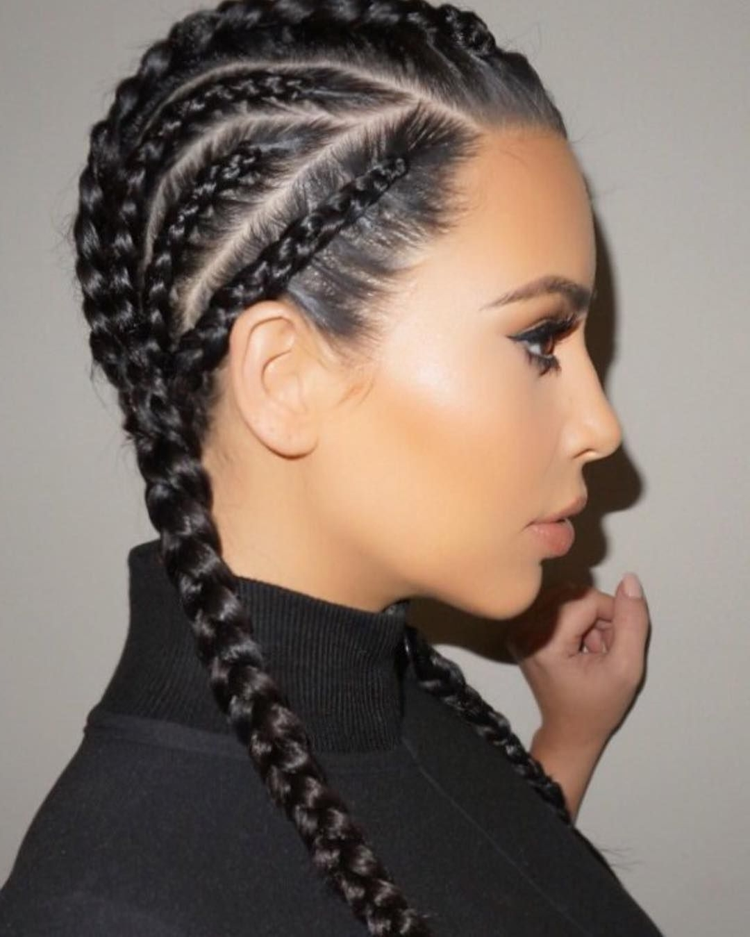 Hair Style, Braid Game (View 7 of 15)