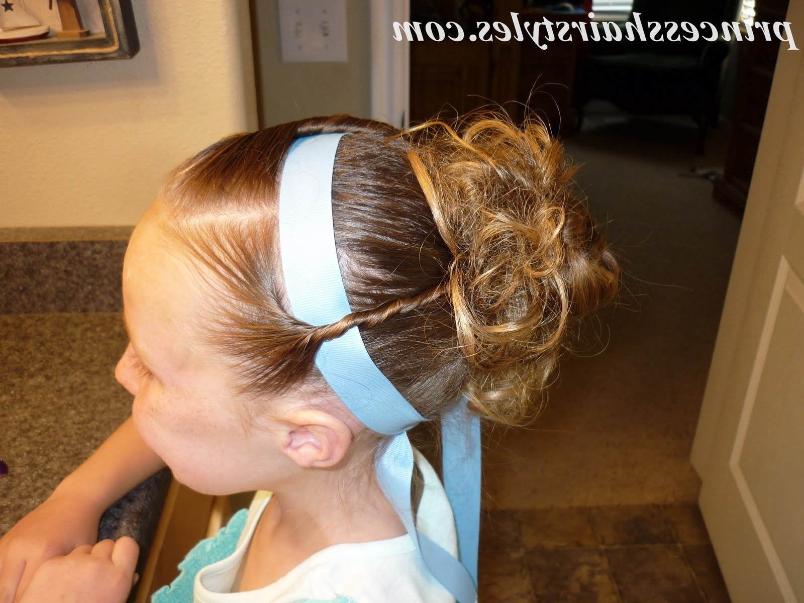 Hairstyles For Dance Competition, Recital – Hairstyles For Girls Pertaining To Current Braided Hairstyles For Dance Recitals (View 11 of 15)