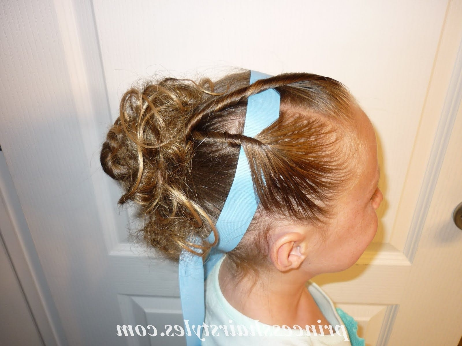 Hairstyles For Dance Competition, Recital (View 6 of 15)