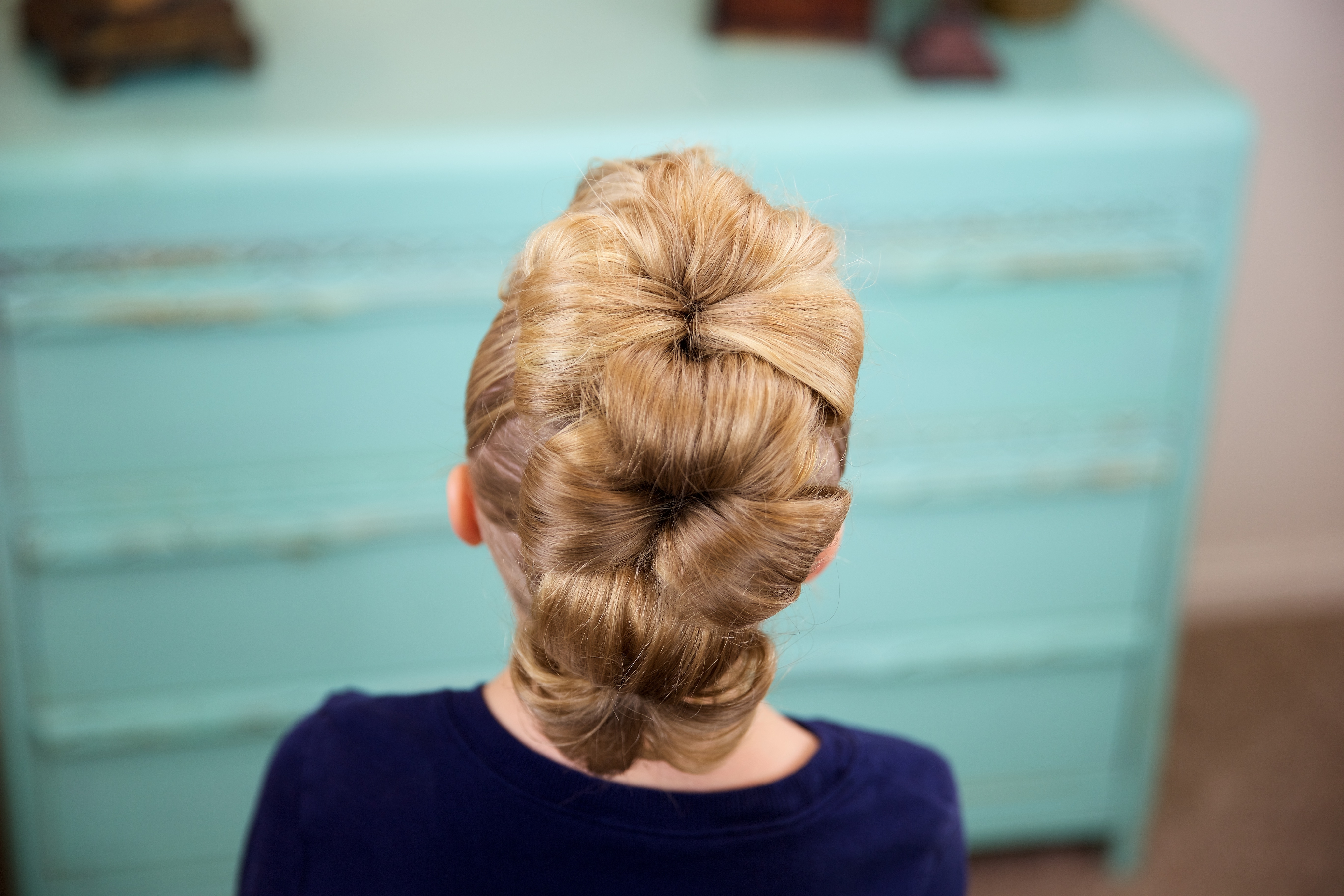 Hairstyles For Dance (View 8 of 15)