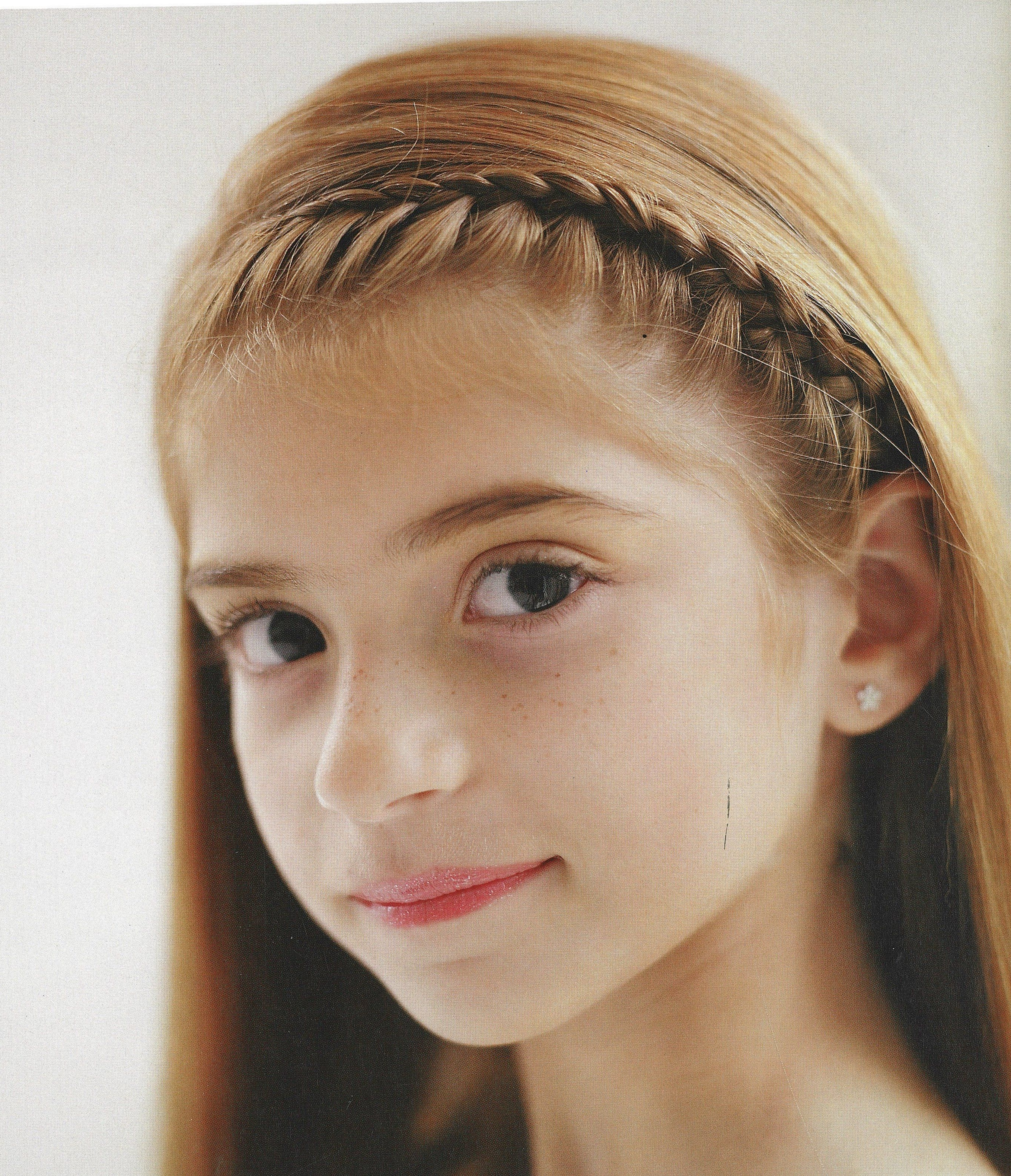 Hairstyles For Girls Dance Recitals Short Hair (View 10 of 15)