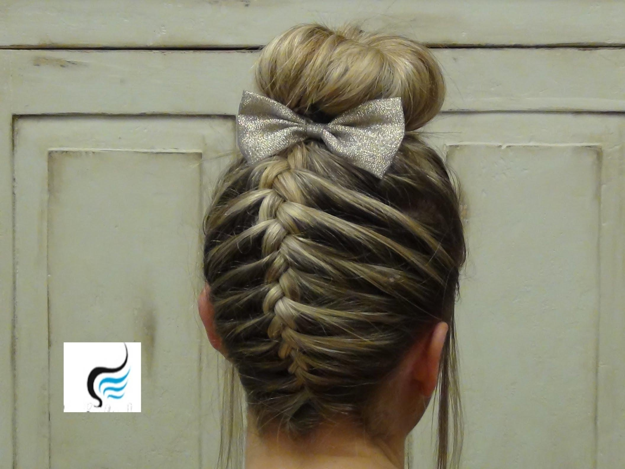 Hairstyles For White Girls Modern Of Braids For White Women's Hair Within Most Recent Braided Hairstyles For White Girl (View 4 of 15)