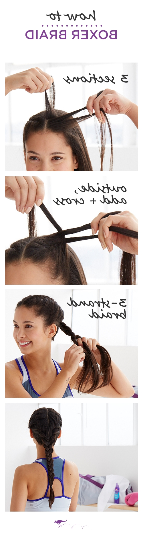 How To: Boxer Braid (View 4 of 15)