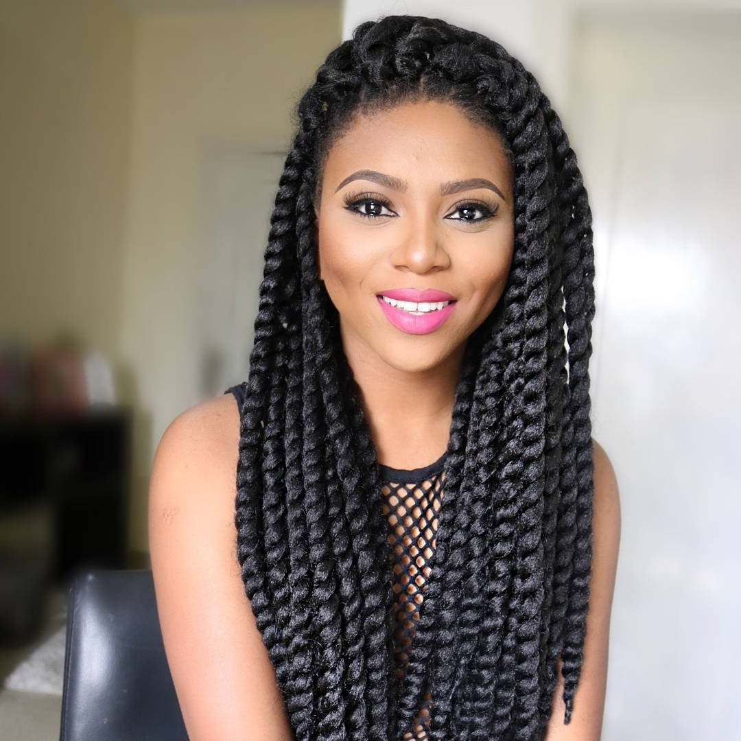 Justporsh Intended For Well Known Nigerian Braid Hairstyles (View 6 of 15)