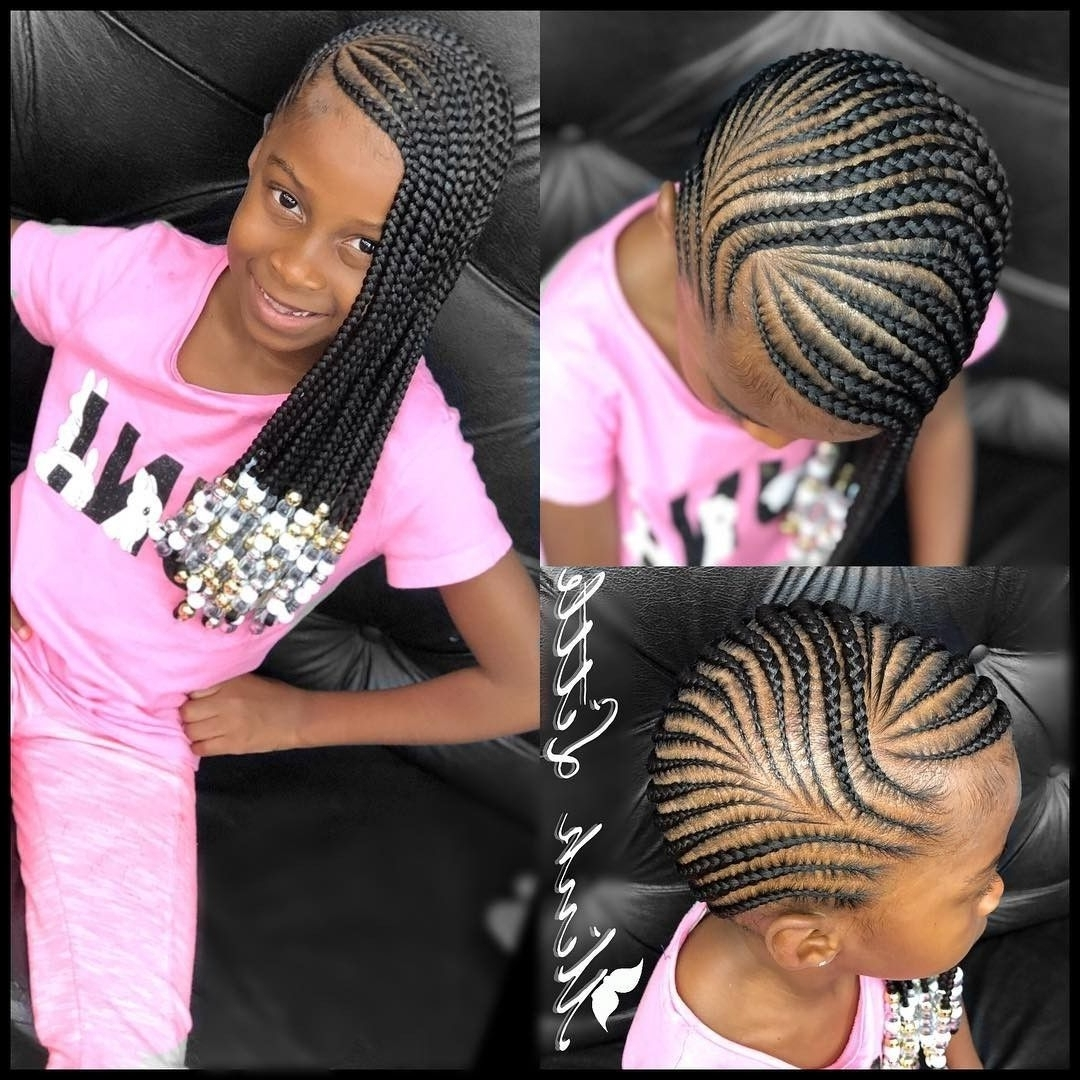 Kid Braid Styles, Kid Braids (Gallery 6 of 15)