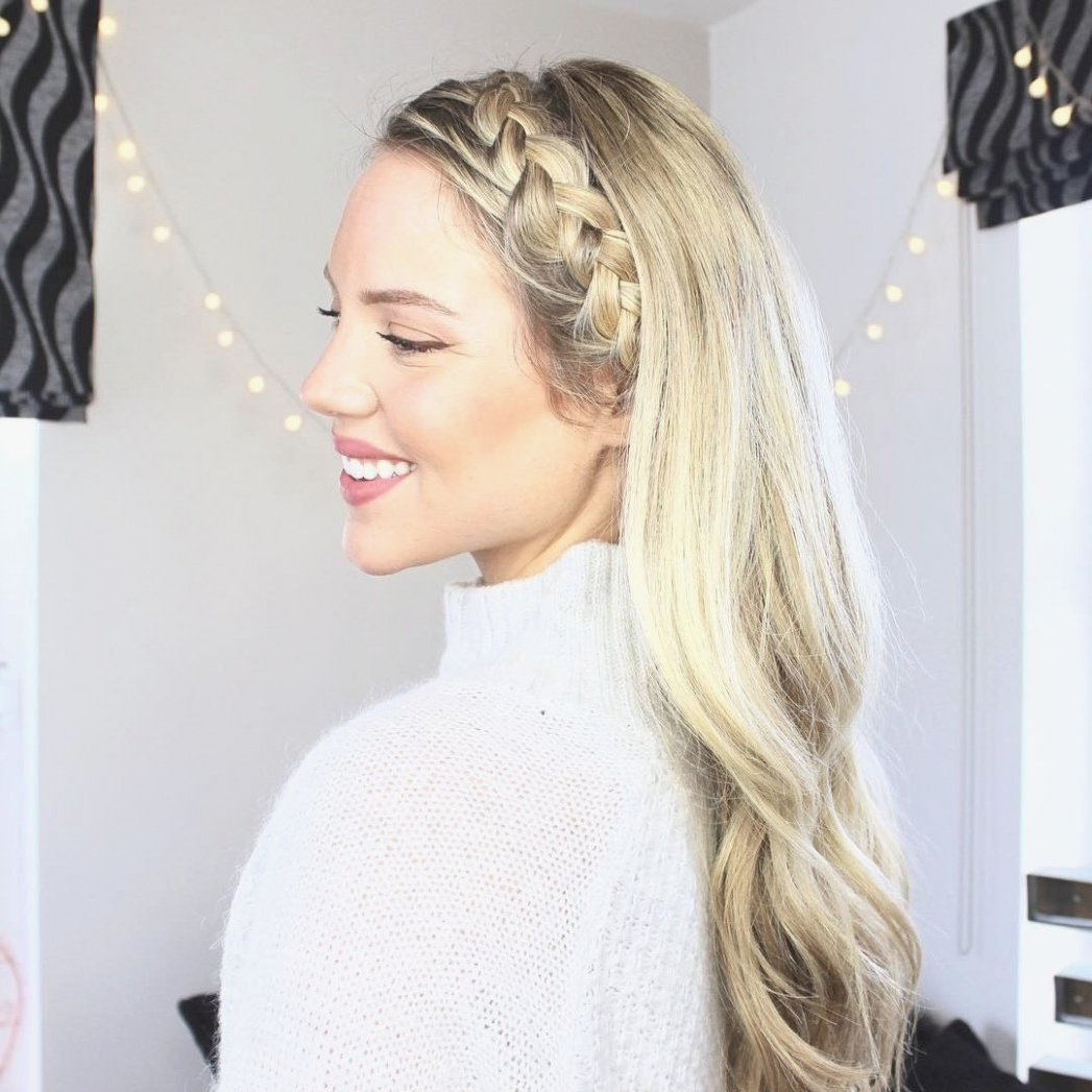 Latest Braided Hairstyles For White Girl Intended For Now Is The Time For You To Know The Truth About How To (View 6 of 15)