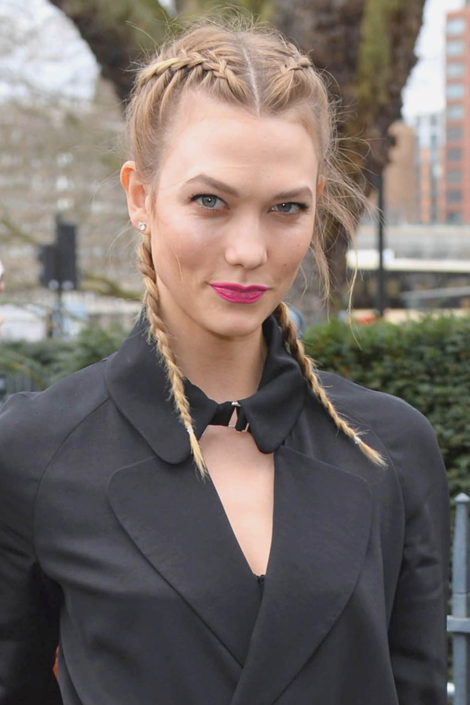 Latest Pigtails Braided Hairstyles With 31 Moments To Remember From Short Hair Pigtails (View 9 of 15)