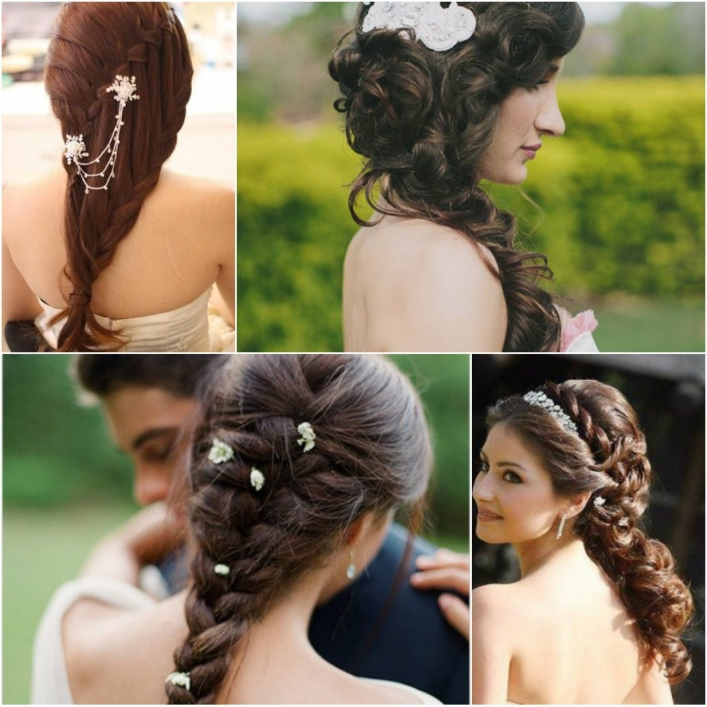 Latest Throughout Intended For Newest Elegant Braid Hairstyles (View 10 of 15)