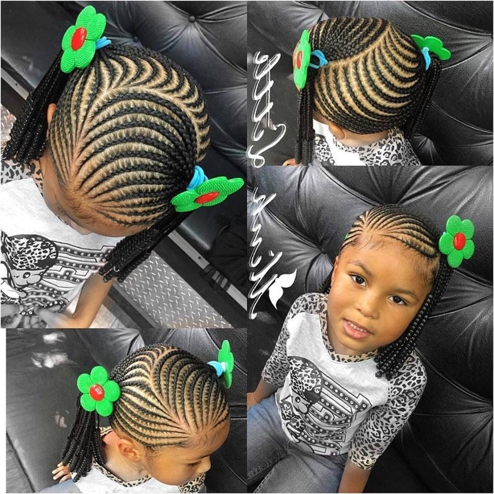 Little Girl Braiding Styles (View 9 of 15)