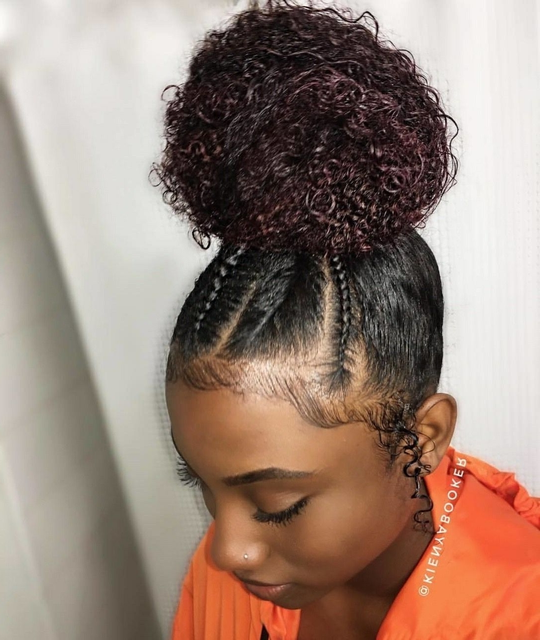 Maxresdefault Braidedrstyles For Naturalr Short African American With Regard To Current Braided Hairstyles With Real Hair (View 6 of 15)