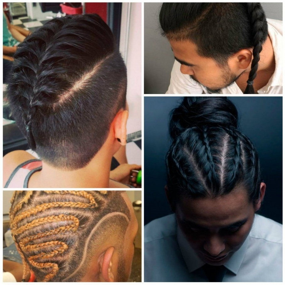 Most Current Braided Hairstyles For Mens Intended For Inspiring Braids For Men Us Cornrows Braided Hairstyles Guys Latest (View 15 of 15)