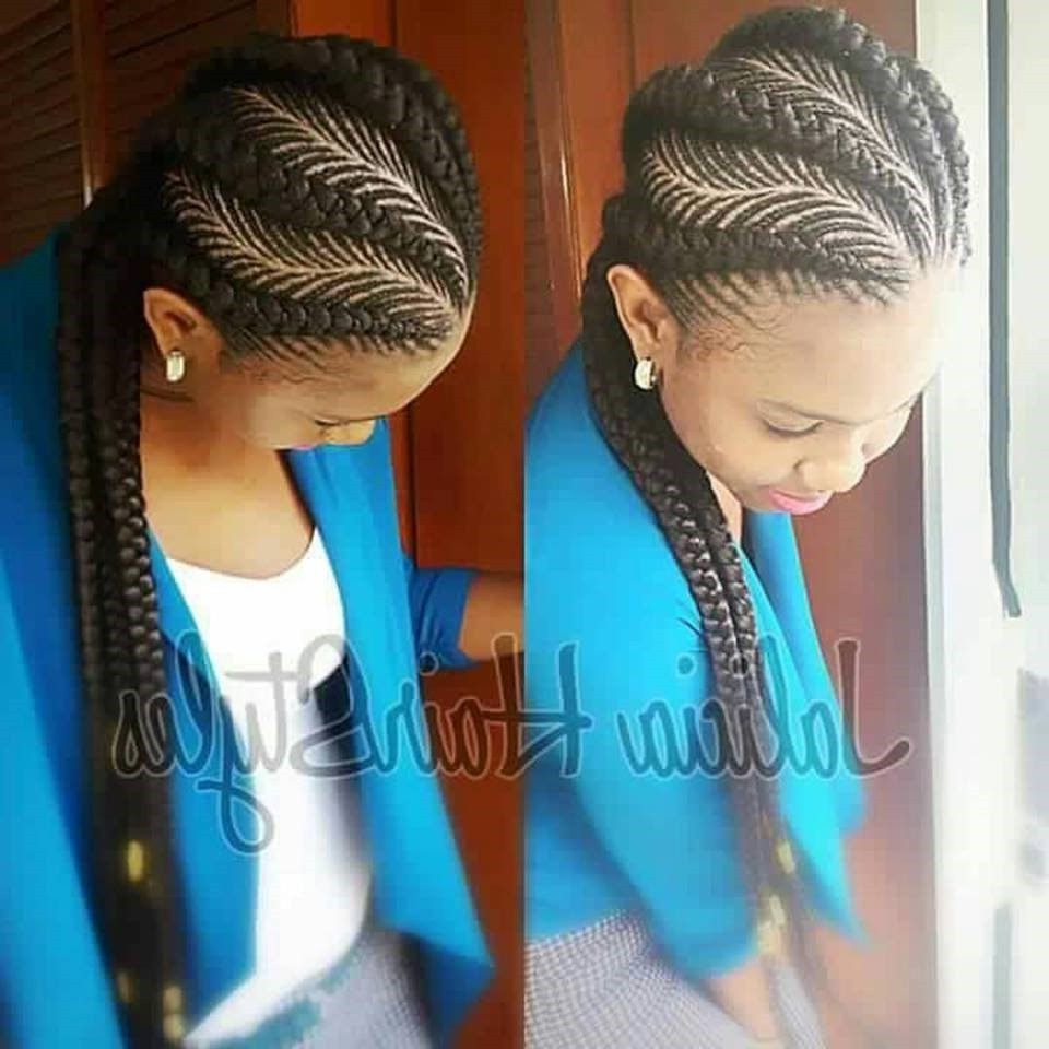 Most Current Jalicia Braid Hairstyles Intended For Jalicia Hairstyles – Beauty & Personal Care – – Funky Adverts – Services (View 10 of 15)
