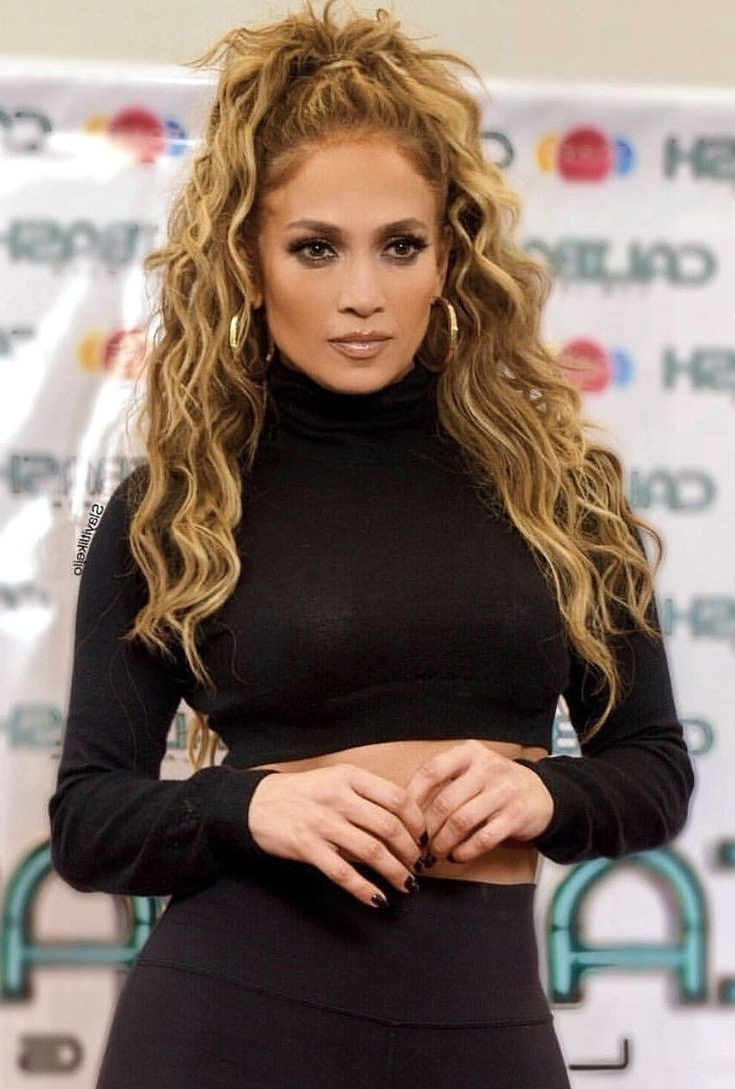 Most Popular Jennifer Lopez Braided Hairstyles For Jennifer Lopez Black Hair Style Elegant Beautiful Jlo Braided (View 1 of 15)