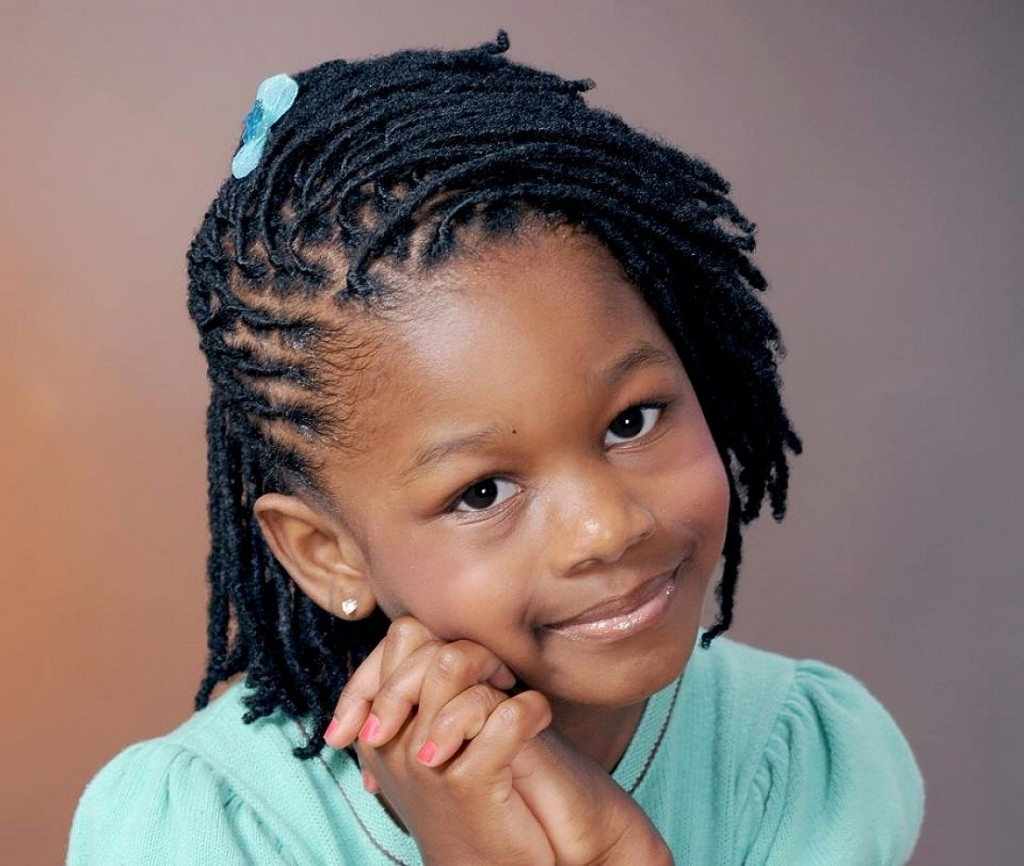 Most Recent Braided Hairstyles For Young Ladies Within Black Hairstyles Little Girls – Hairstyle For Women & Man (View 10 of 15)