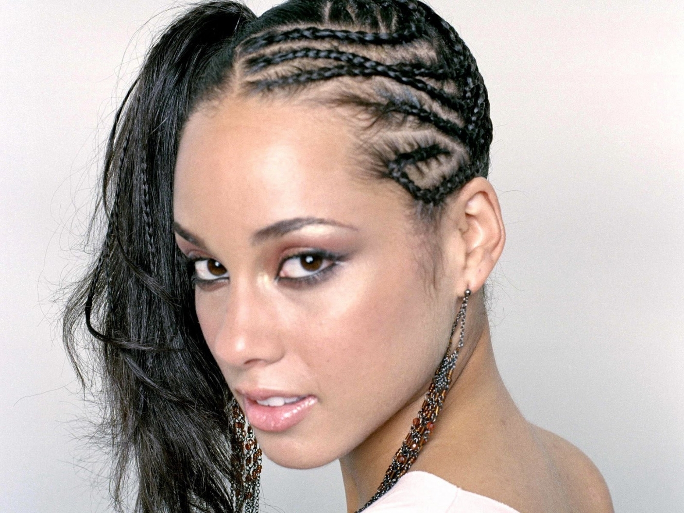 Most Recently Released Alicia Keys Braided Hairstyles With Inspiration Alicia Keys Braids Hairstyles For Alicia Keys Braids (View 6 of 15)