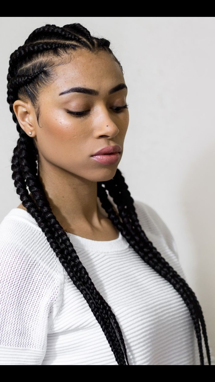 Most Recently Released Braided Hairstyles For Vacation Intended For Awesome Braided Hair Vacation – Life Style Info (View 7 of 15)