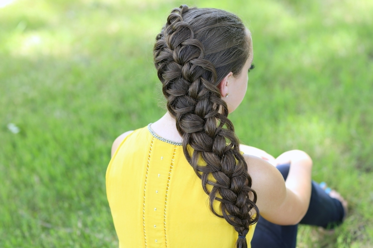 Most Recently Released Easter Braid Hairstyles For 18 Favorite Easter Hairstyles For Women And Hair Ideas  (View 8 of 15)