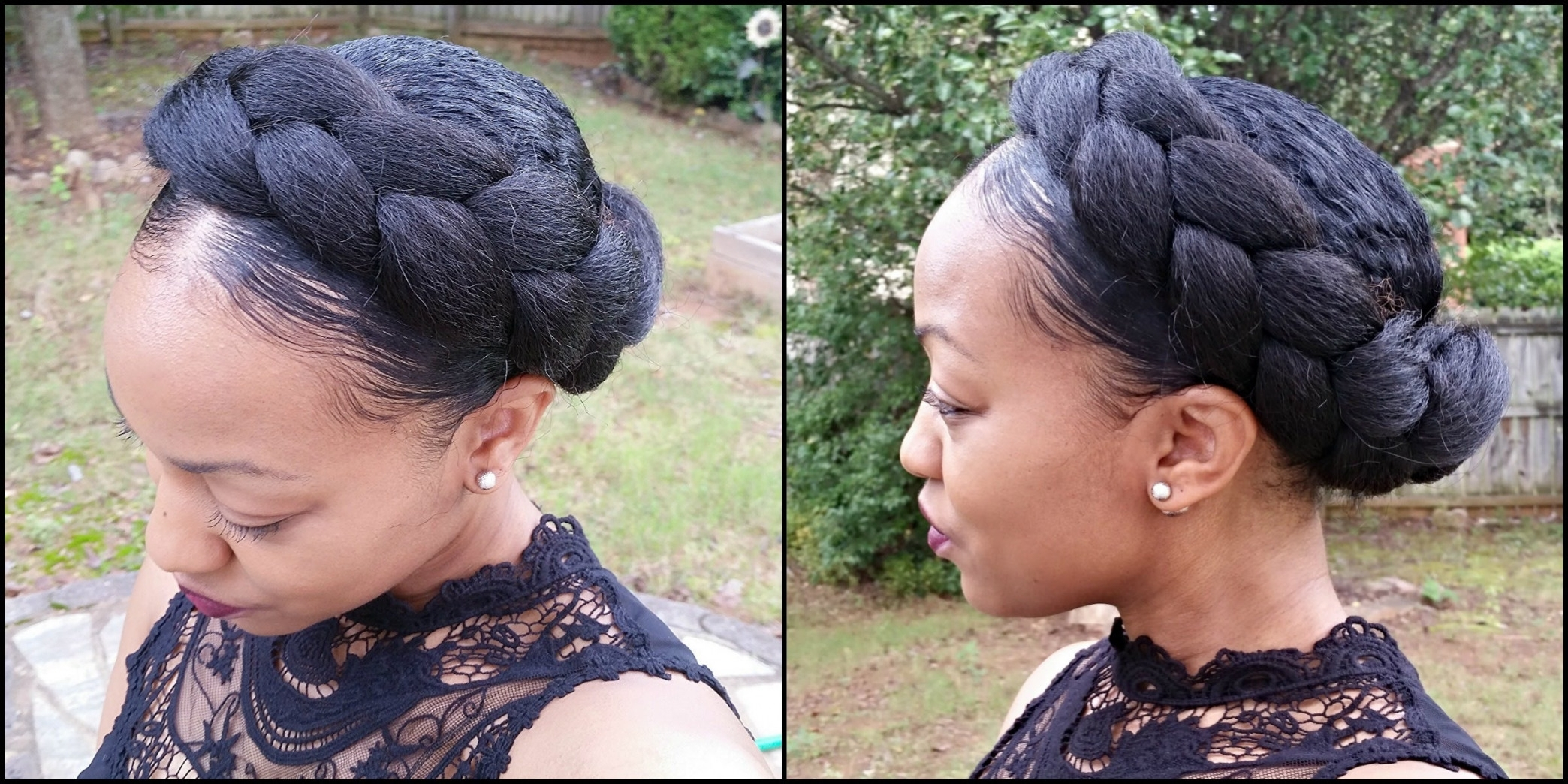 Most Recently Released Halo Braid Hairstyles Regarding Halo Braid Hairstyles Black – The Newest Hairstyles (View 12 of 15)