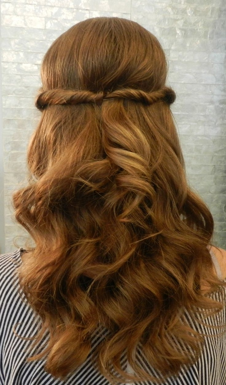 Most Up To Date Braided Graduation Hairstyles Within Hair For Graduation (View 13 of 15)
