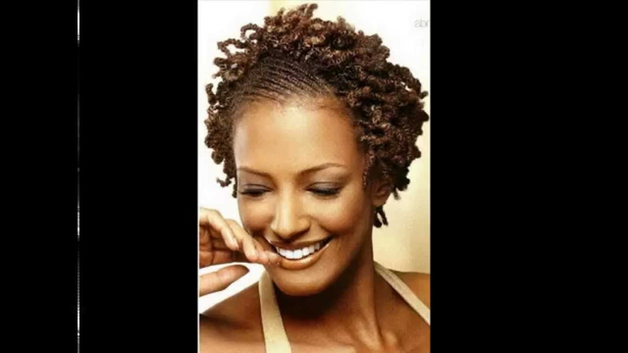 Most Up To Date Braided Hairstyles For Short African American Hair In Short Braided Hairstyles Black Hair Braid Hairstyles For Short Hair (View 7 of 15)