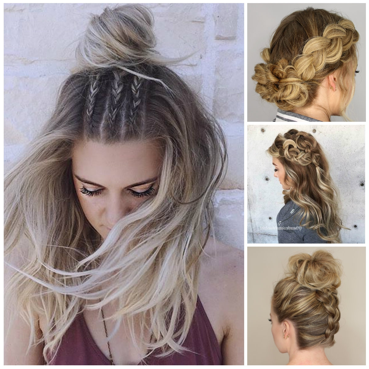Most Up To Date Braided Hairstyles With Braided Hairstyles Simple Of Popular Braid Styles – Braids Hairstyles (View 10 of 15)
