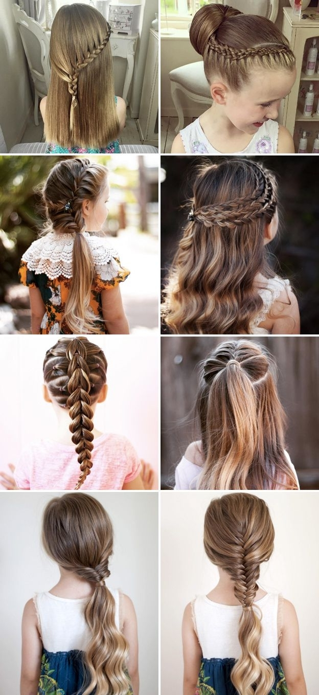 My Hairstyles With 2018 Braided Hairstyles For School (View 7 of 15)