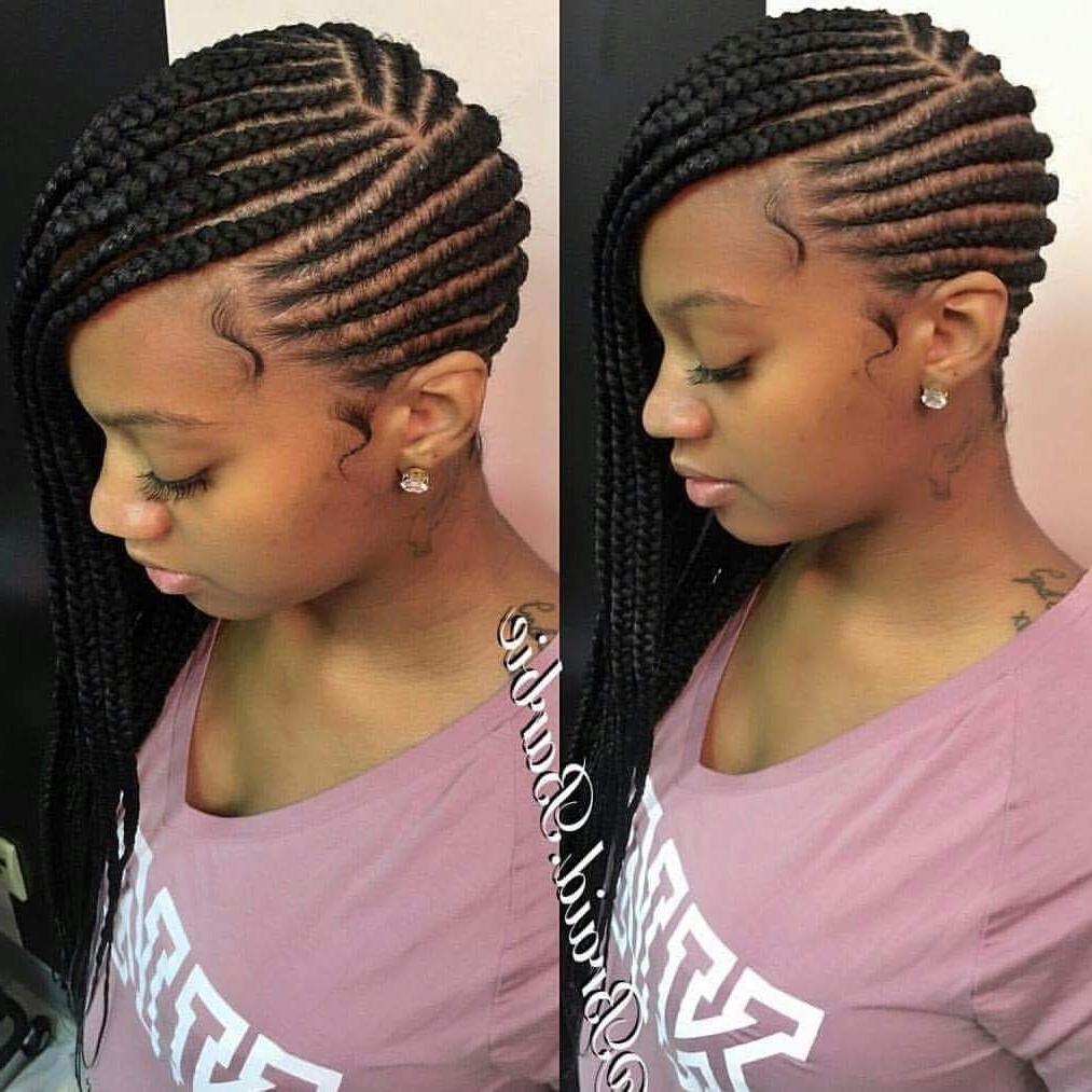 Newest Lemonade Braided Hairstyles Pertaining To Pinterest Kekedanae20 Natural Hair Amazing Of Lemonade Braids (View 3 of 15)